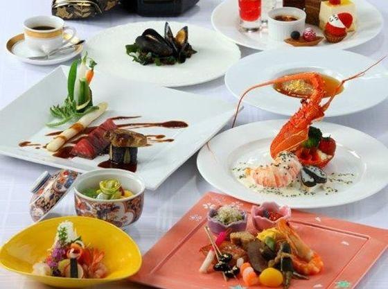 ゲスト様へのおもてなしは【世界三大珍味】を贅沢に使用したスペシャルコースを準備!