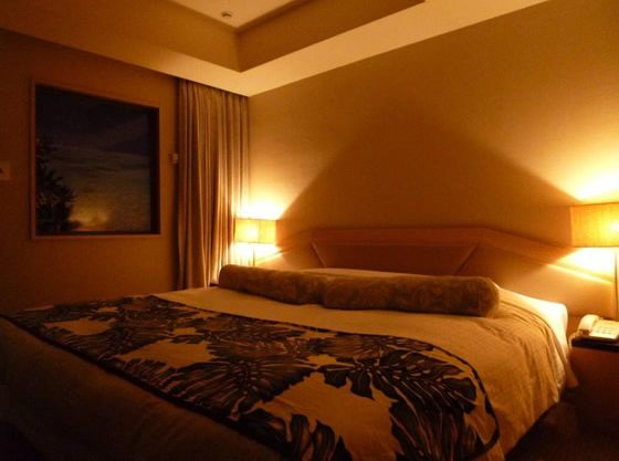 ホテルならではのおもてなし♪ 宿泊ルームでお昼寝タイム♡
