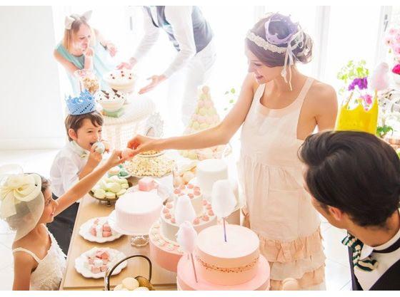 デザートビュッフェは大人も子供もみんなでわいわい楽しめる