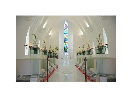 ステラ教会内