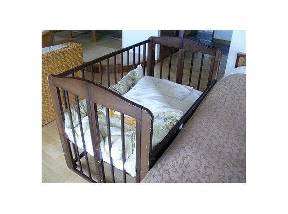 寝てる時も安心なベッドガード