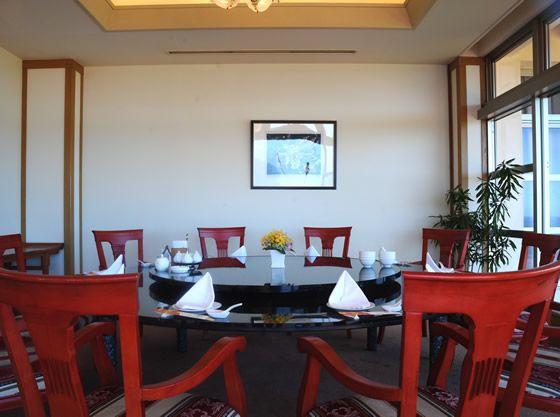 【授乳コーナー】授乳の際にはレストランの個室をご利用いただくことも可能です