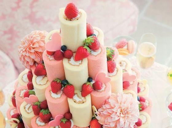 デザートは、美味しいオリジナルケーキ★