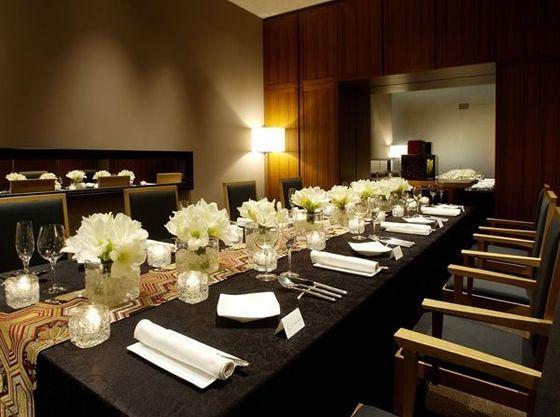 6~20名までの個室会食もOK。ご家族だけでアットホームに。