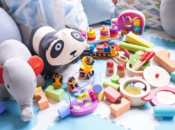 お子様連れでも安心の絵本やおもちゃもご用意しております
