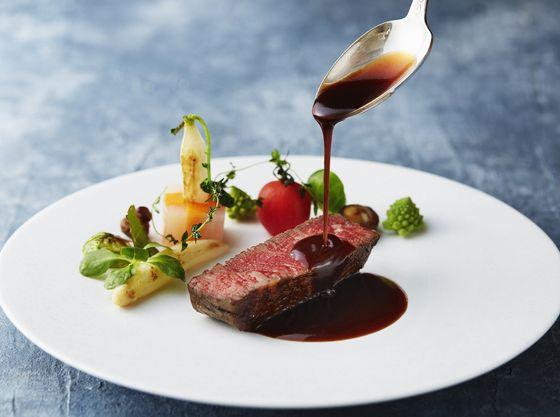 和洋折衷、さまざまなスタイルのお料理が叶う
