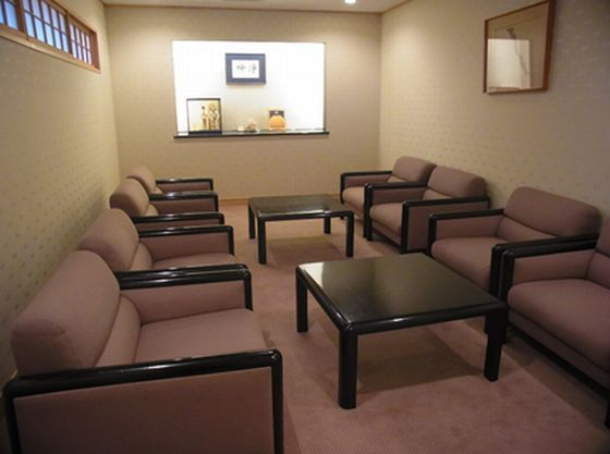授乳ご希望のお客さまにお使いいただけるスペースです
