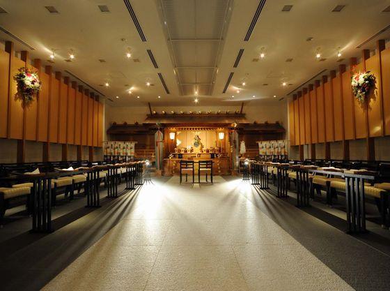日本の文化を感じられる和モダンな雰囲気の『出雲殿』