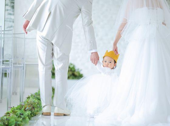 お子様参加型の心温まる結婚式を創ろう♪