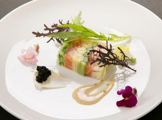 糸島の新鮮且つ旬の食材をふんだんに使用したお料理の数々♪