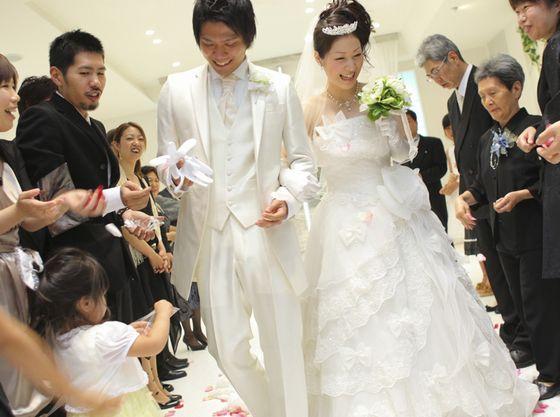 リーズナブルなのにしっかりした結婚式