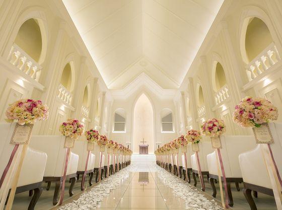 白亜の大聖堂
