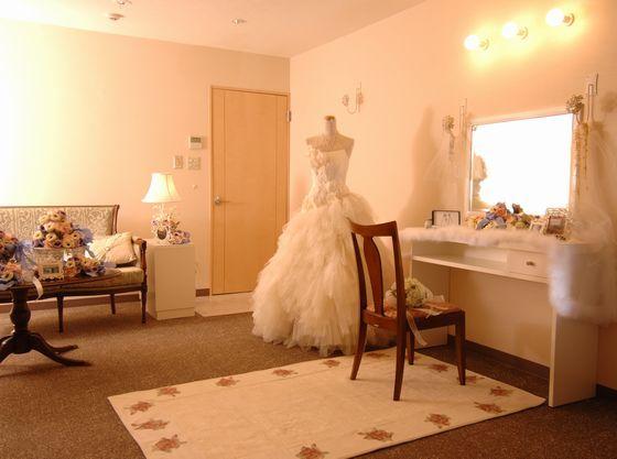 ブライズルームは完全個室で授乳も安心して行えます。