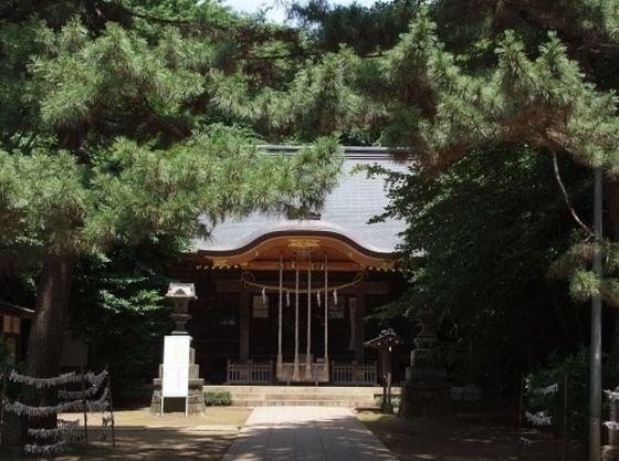 神社での結婚式は提携している「石神井氷川神社」で!