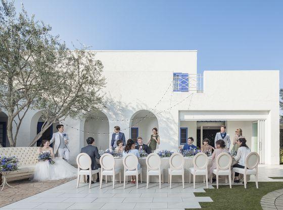 海辺の別荘【ギリシャ】</br>最大収容80名