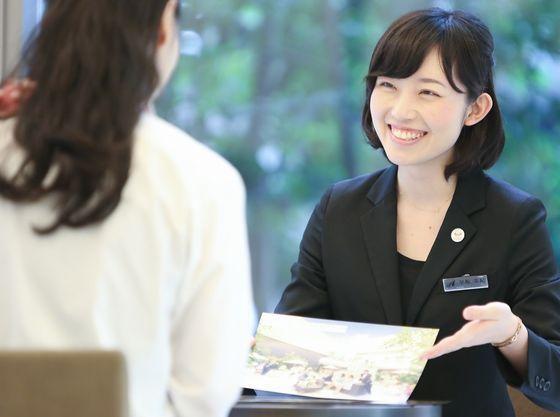 経験豊富なスタッフがお客様のご要望に個別にご対応致します