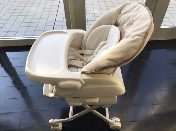 年齢に合わせたお椅子も3種類ご用意しております!
