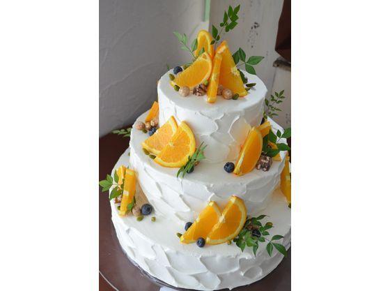 ケーキのデザインも自由自在!デザートビュッフェも大人気♪